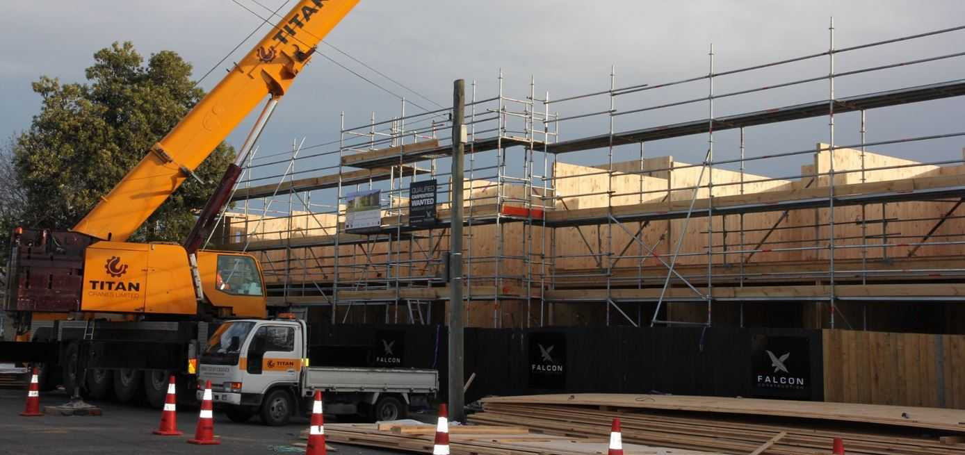 Timber Mid-Rise Buildings Now Covered By Deemed-To-Satisfy