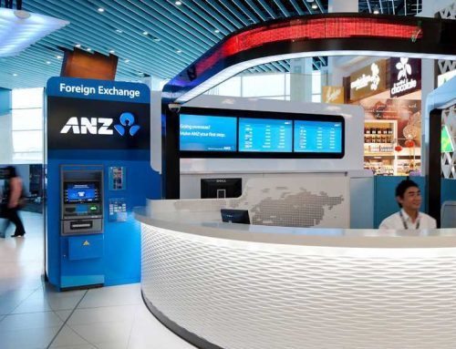 ANZ Rebranding and Roll-out