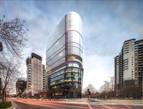 55 Southbank – A World First Vertical Extension in CLT