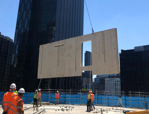 Advantages of mass timber for developers – with The Urban Developer