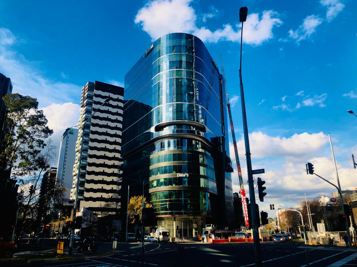 A 10 storey vertical extension in CLT on on top of an existing 6 storey building at 55 Southbank Boulevard, Melbourne
