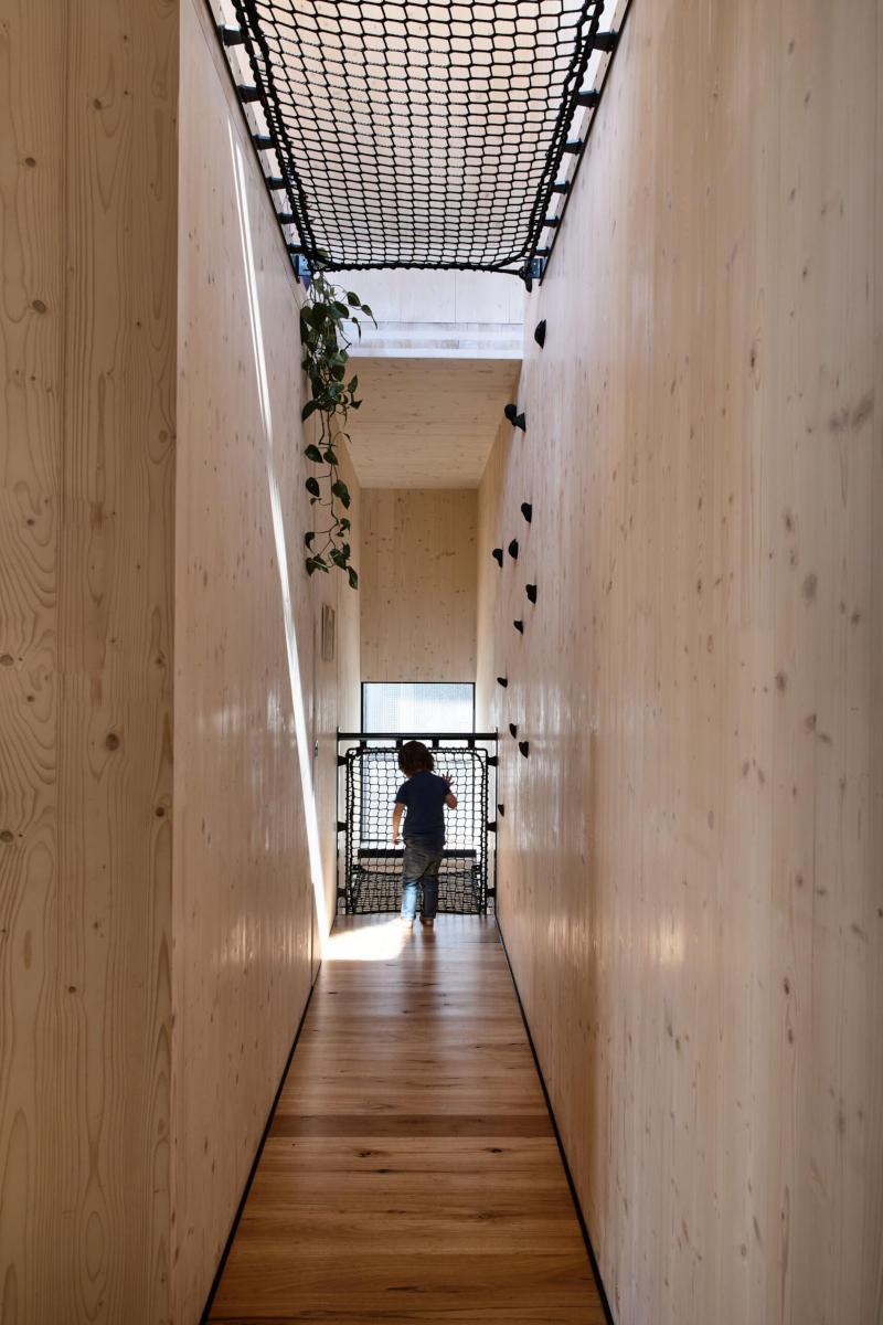 CLT Hallway
